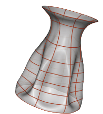 Equiareal parameterizations of NURBS surfaces